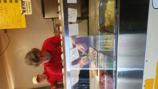 Bateau Bay, Australia: Bruce's Ozzie Pizza & Ribs