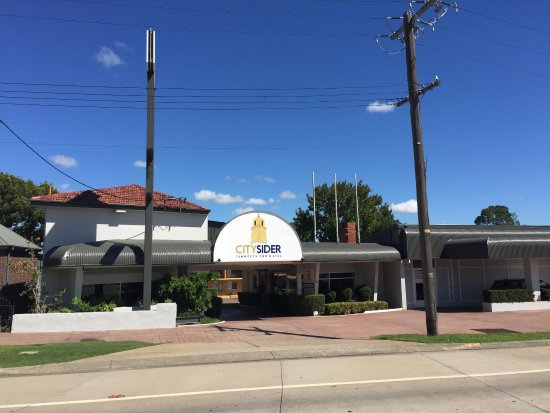 City sider tamworth cbd motel au 137 a u 1 5 3 for Motor city hotel prices