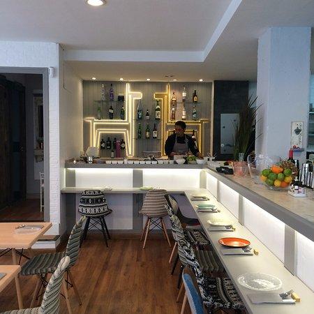 Restaurante kausa taberna nikkei en gij n con cocina - Cocinas en gijon ...