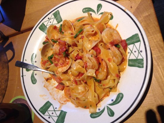 Seafood pasta picture of olive garden sterling tripadvisor for Olive garden locations virginia
