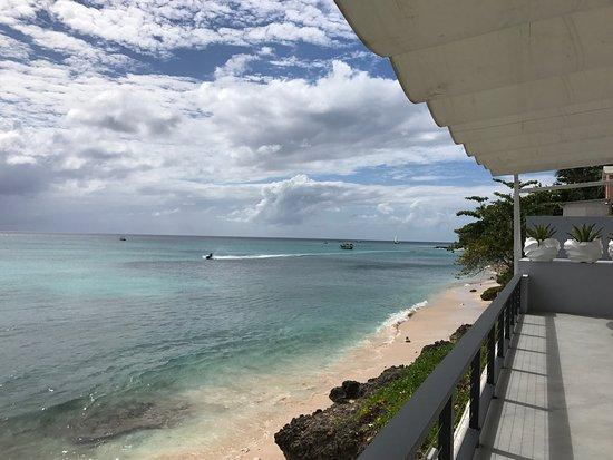 Prospect, Barbados: Cin Cin by the Sea
