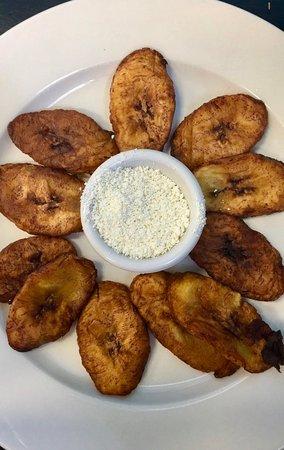 Arepera Guacuco: Bananes plantains