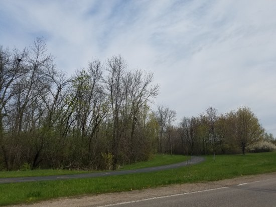 Elm Creek Park Reserve: trails