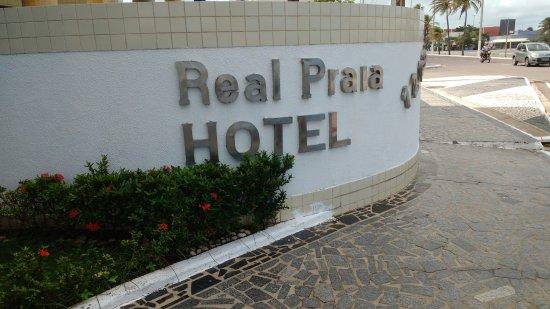 Real Praia Hotel: fachada