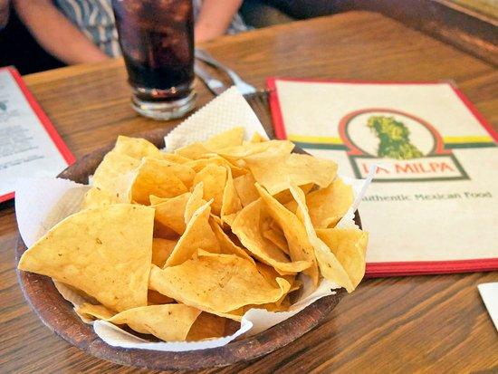 มิลพีทัส, แคลิฟอร์เนีย: Perfect chips