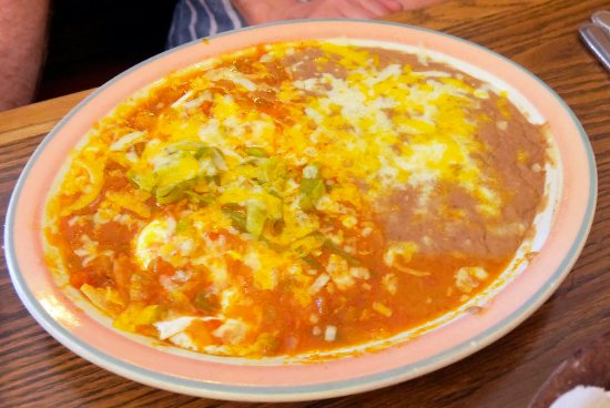 Milpitas, CA: A perfect Huevos Rancheros