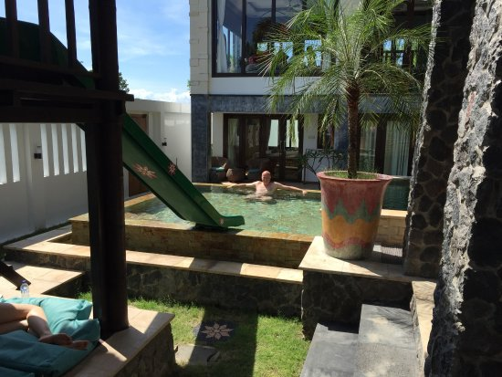 Balcony - Picture of Home Bali Home Villa and Suites, Jimbaran - Tripadvisor