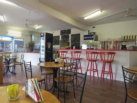 Woolgoolga, Australien: Inside decor