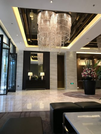 Lee Garden Service Apartment Beijing: lobby