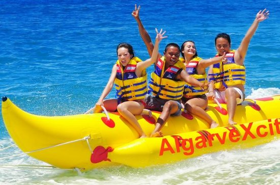 Banan Boat Ride fra Vilamoura