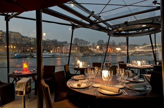 The 15 best things to do in paris 2018 with photos - Restaurant seine port ...