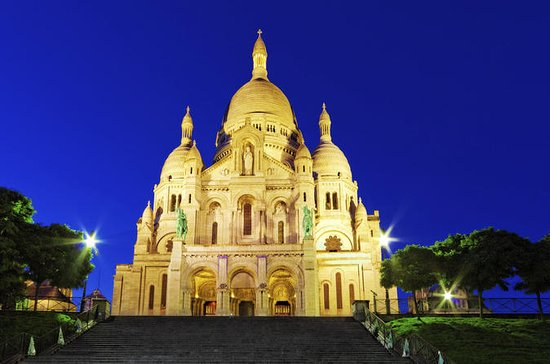 Paris Walking Tour of Montmartre