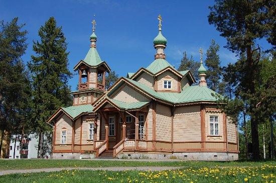 Pyhän Nikolaoksen kirkko