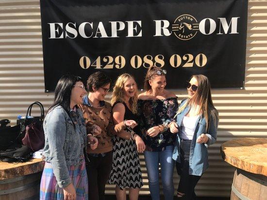 Sutton Estate Escape Room