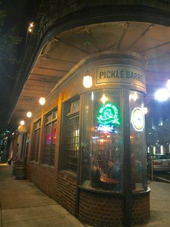 Pickle Barrel Restaurant Chattanooga Menu Prices