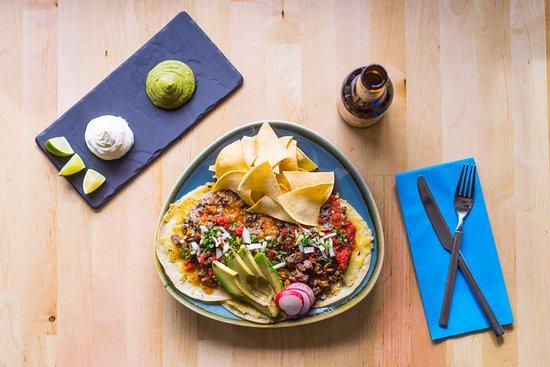 Coyoacan: Tacos Coyoacán. Receta de la casa