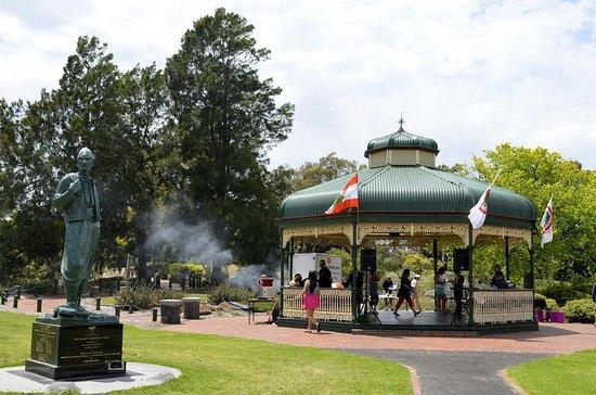 Πρέστον, Αυστραλία: Ray Bramham Gardens