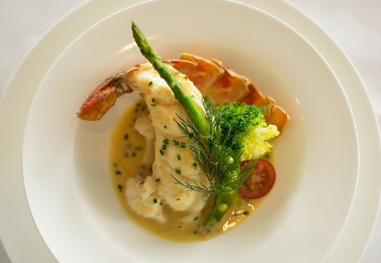 M Yogo: Sauteed Lobster Tail