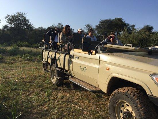 Sausage Tree Safari Camp: photo1.jpg