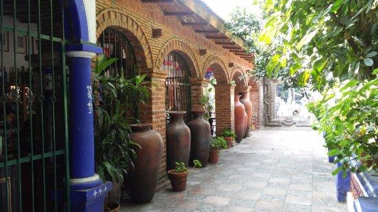 Penjamo, Mexico: Vista de las instalaciones Hacienda Corralejo