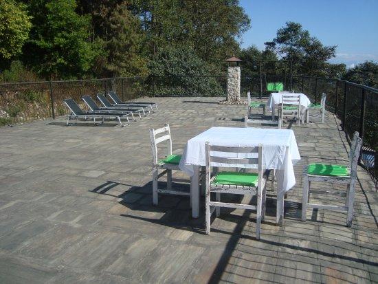 Resort Eco Home: Roof Top Terrace