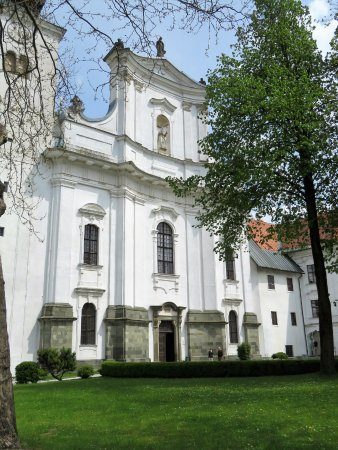 Cathedral in Gornji Grad