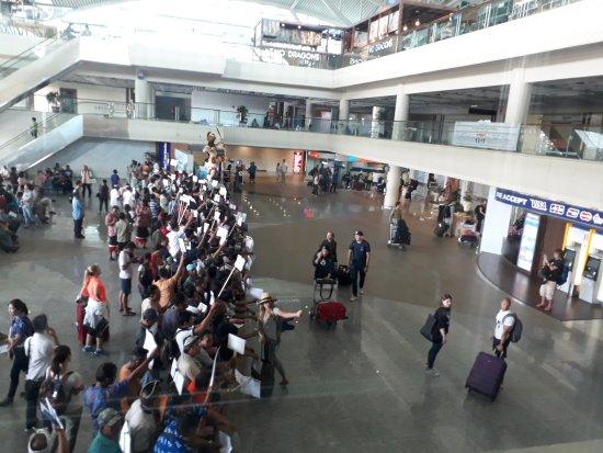 International Arrival Bali Airport Picture Of Kusnadi Bali Tour