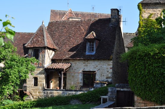 la plus belle maison de sarlat picture of vieux sarlat sarlat la caneda tripadvisor. Black Bedroom Furniture Sets. Home Design Ideas