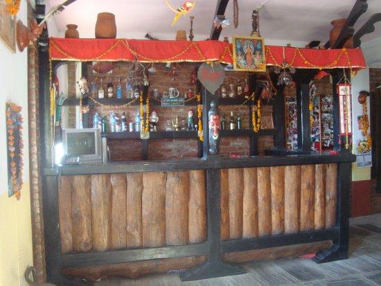 Resort Eco Home: Hotel Bar