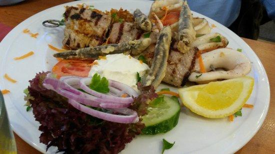 Schwabach, Alemania: Super leckeres griechisches Essen