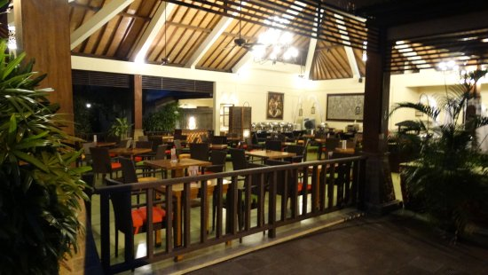 Risata Bali Resort & Spa: Ontbijtzaal