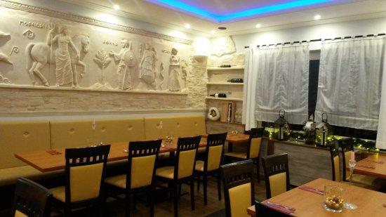Schwabach, Niemcy: Super leckeres griechisches Essen und wunderschönes Lokal