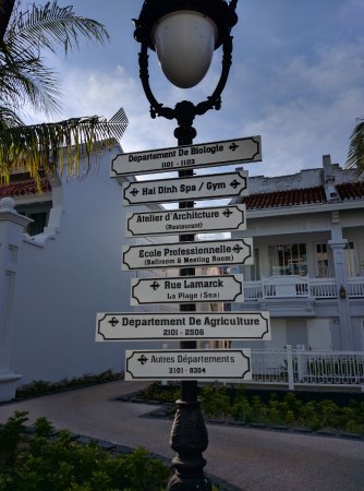 Signs Picture Of Jw Marriott Phu Quoc Emerald Bay Resort Spa An