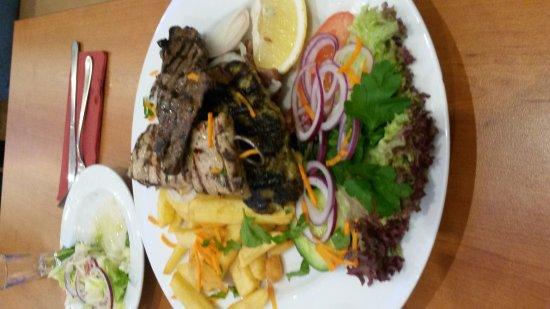 Schwabach, Alemania: Super leckeres griechisches Essen und wunderschönes Lokal