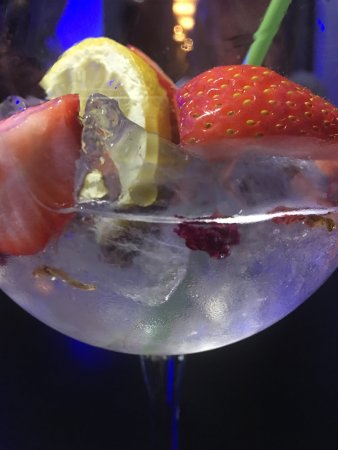 Wemmel, Βέλγιο: Besides the fact that the food and the service is outstanding, they Have a Nice Selection of gin