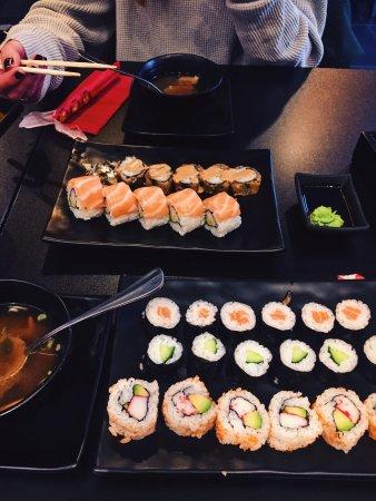 ichiban sushi grill restaurant osnabr ck restaurantbeoordelingen tripadvisor. Black Bedroom Furniture Sets. Home Design Ideas