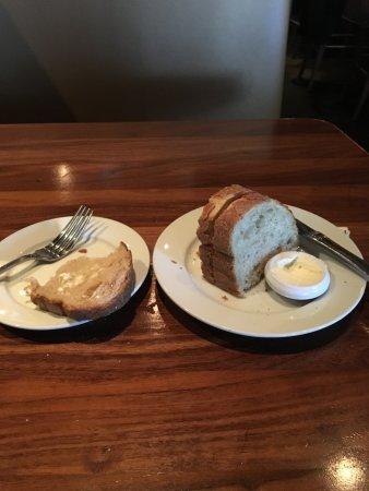 San Mateo, Kalifornien: Homemade bread