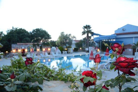 Ova Resort Hotel: MAIN POOL OVER LOOKING