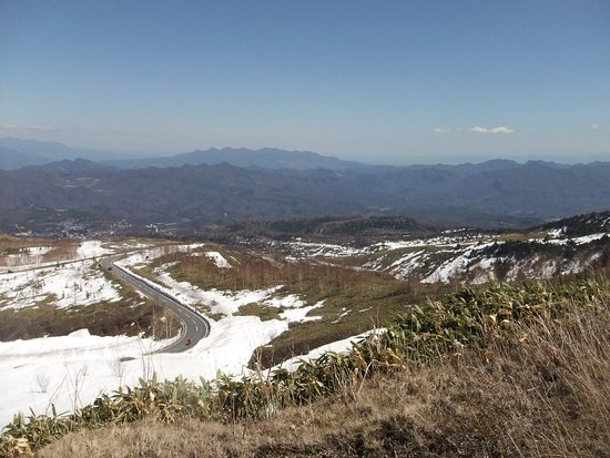 Japan's Highest National Highway Point