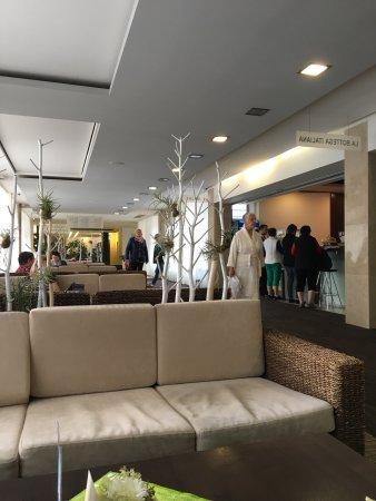 Spa Hotel Velka Fatra: Postrehy behem pobytu