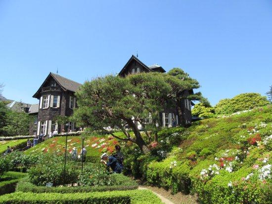 古河庭园旧址