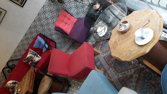 Galata Life Istanbul: GalataLife Accommodation & Coffee
