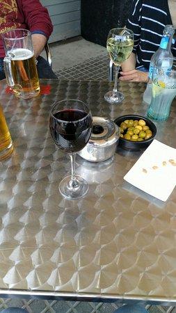 La Cellera De Ter, Spagna: Buen aperitivo