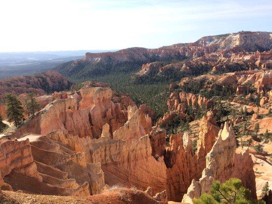 Tour del canyon di Bryce