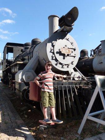 Sugar Cane Museum: Trains in museum