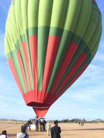 Ciel d'Afrique Hot Air Ballooning: photo2.jpg