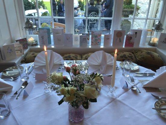Plas Dinas Country House: Intimate Weddings