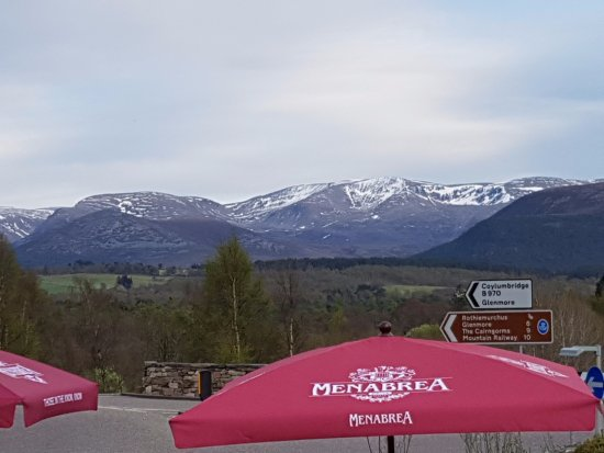 La Taverna: A better view of the scenery