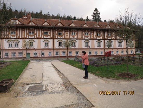 Luhacovice, Tsjekkia: lázně
