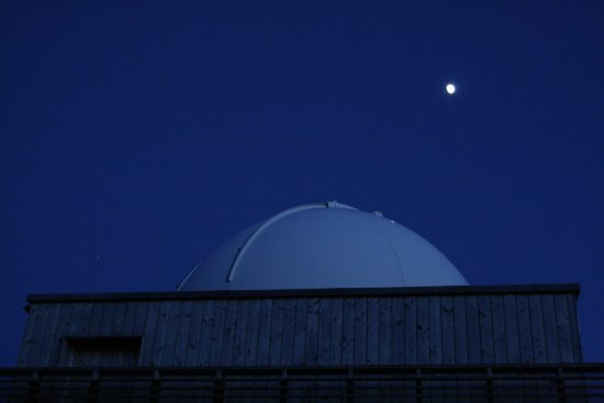 Dalmellington, UK: The view over the Scottish Dark Sky Observatory